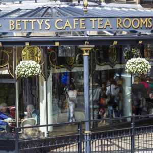 Bettys Cafe Tea Rooms